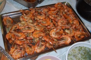 Recipe from my neighbor Juancho (Paella Don Juan), Photo by Priscilla Ferreira